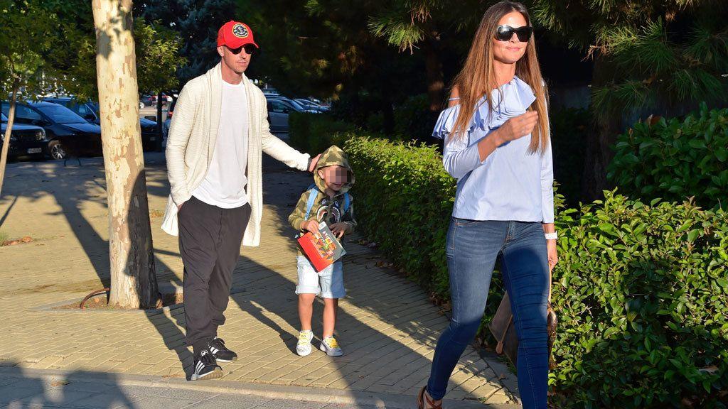 Los famosos acompañan a sus hijos en su vuelta al cole