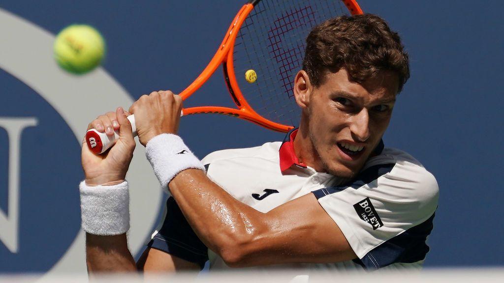 Pablo Carreño vence a Schwartzman y se mete en las semifinales del US Open