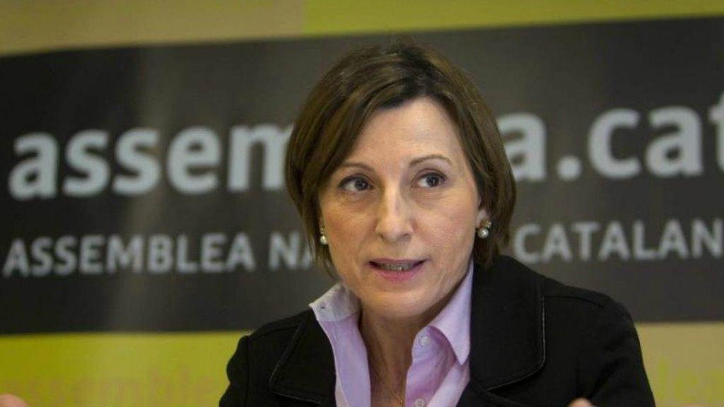 Forcadell pide la recusación del TC y parar toda acción contra el Parlament por el 1-O