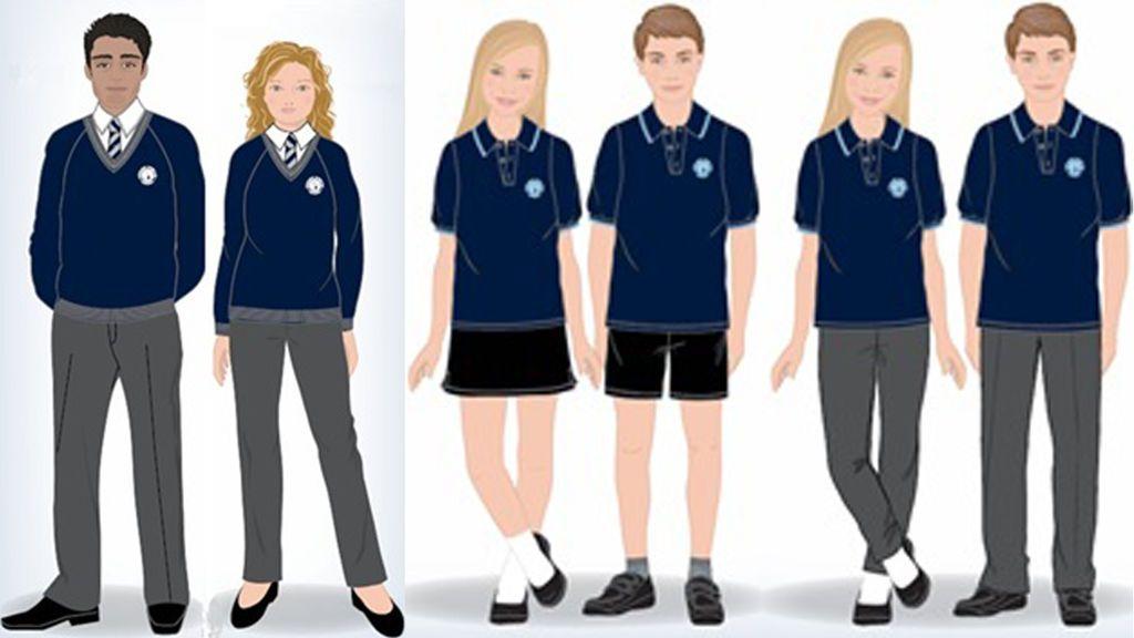 Todos los alumnos de un instituto inglés compartirán un mismo uniforme de género neutro