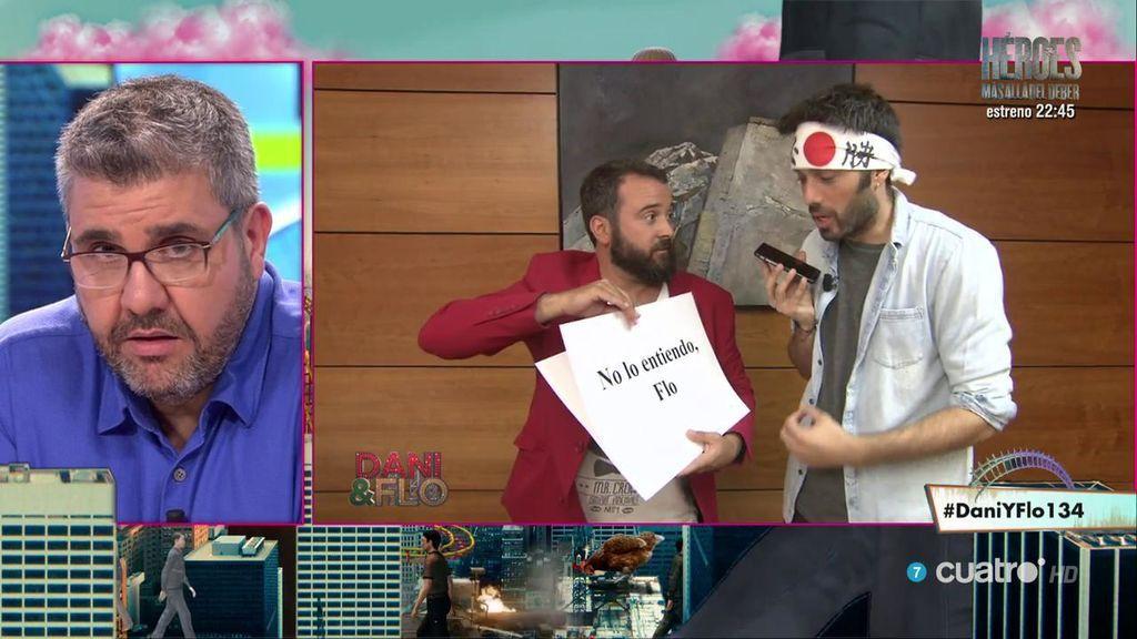 ¡Banzai VIP! Dani se venga de Flo con una broma sobre el dinero de la gira