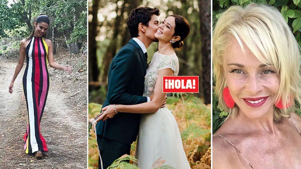 Aciertos y errores de la boda de Dafne Fernández y  Mario Chavarría