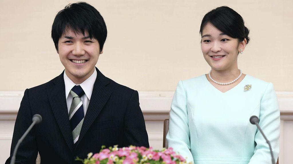 La princesa Mako de Japón renunciará a la realeza para casarse con un plebeyo
