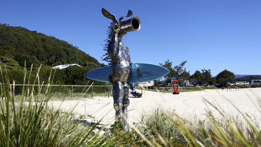 Festival de Escultura de Swell