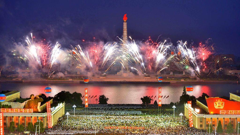 Pyongyang celebra la finalización con éxito de la prueba hidrostática para la instalación intercontinental de cohetes balísticos