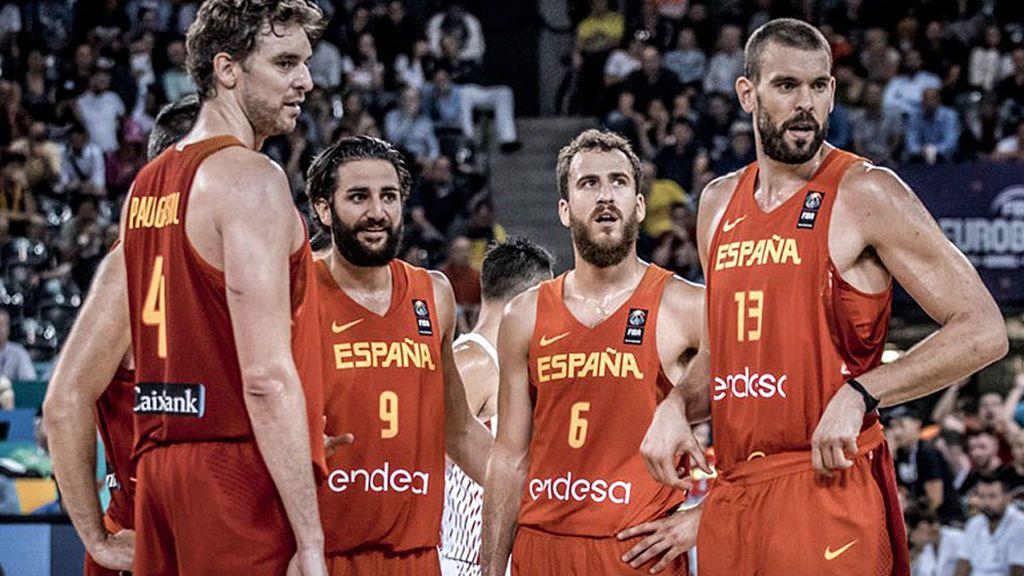 Hungría-España, en Cuatro, y todos los partidos de la jornada del Eurobasket en Mitele.es: cuándo y dónde verlos