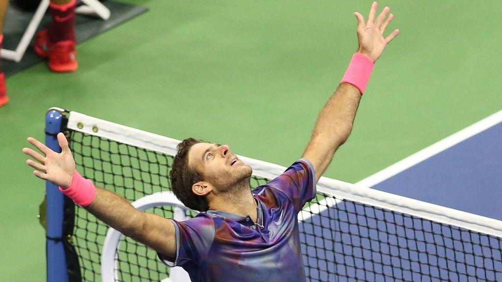 """Del Potro: """"Si juego mi mejor tenis, puedo ser un peligro para Rafa Nadal"""""""