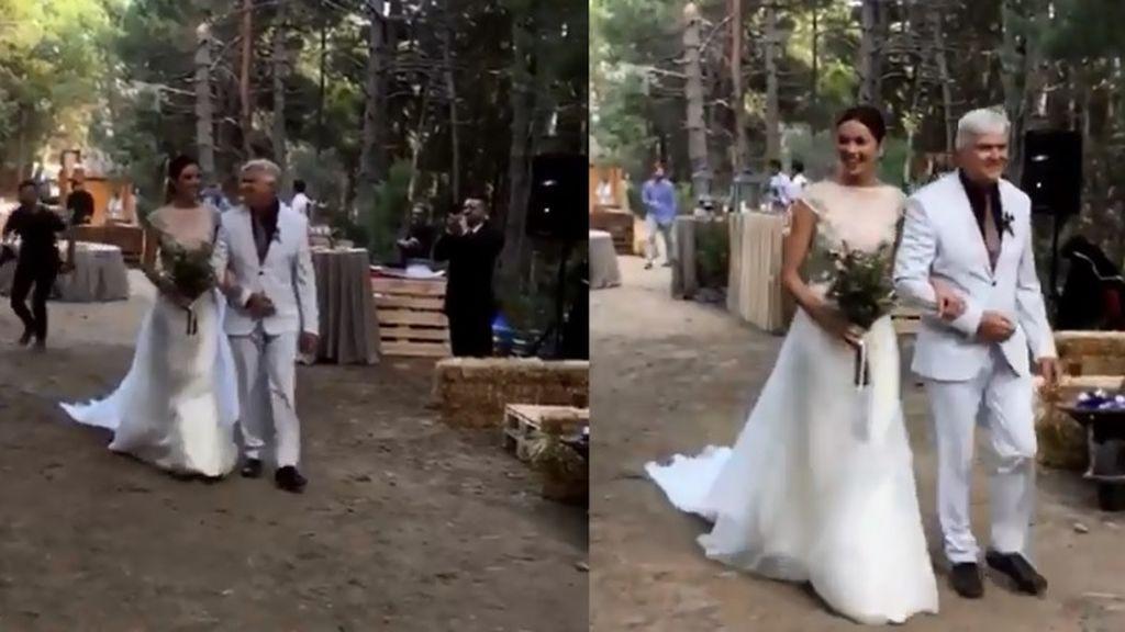 La alianza de Dafne Fernández y todo lo que aun no sabías de su boda