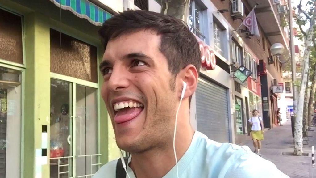 Ramiro Granda: 'Javi no sabe que voy sin ropa interior a entrenar'