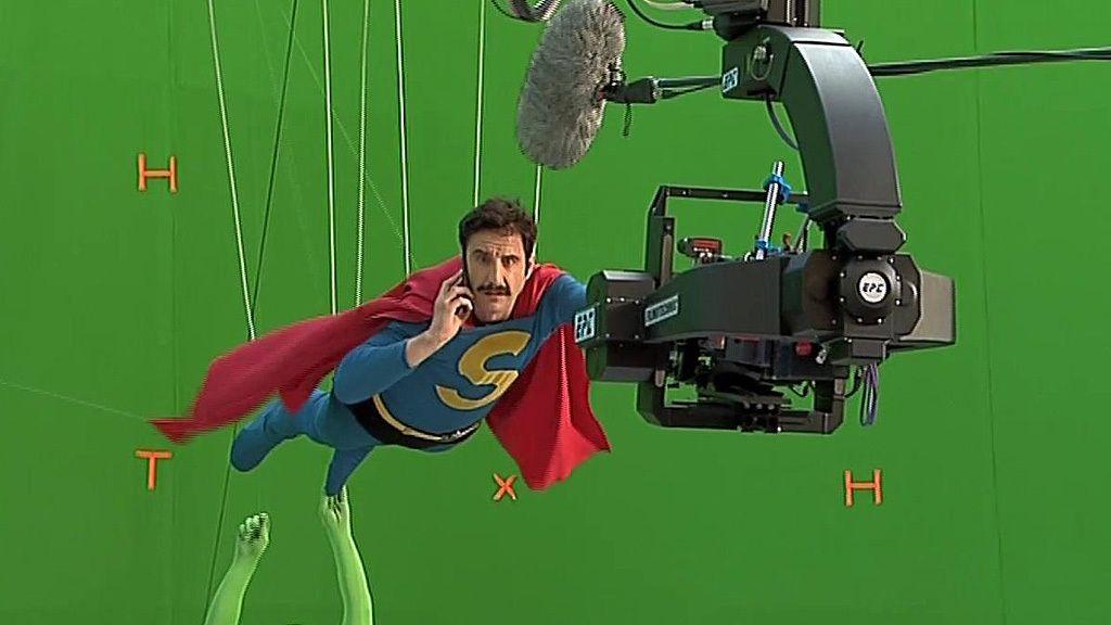 ¡'Superlópez' en acción!