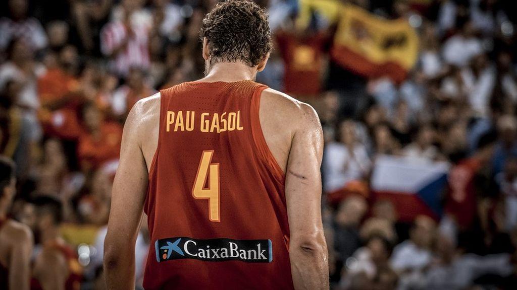 ¡14 puntos de récord! Una a una, las canastas con las que Pau Gasol ha logrado ser máximo anotador de la historia del Eurobasket
