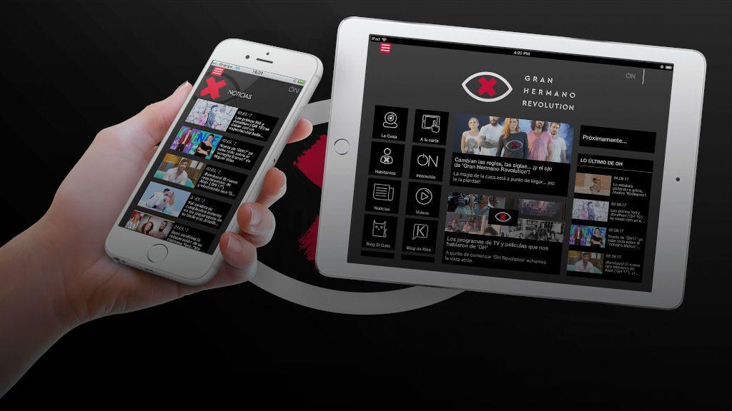 ¡Únete a la revolución con la app de 'GH Revolution'!