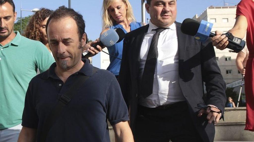 La representación de Francesco Arcuri en España abandona el caso por desavenencias con el equipo italiano