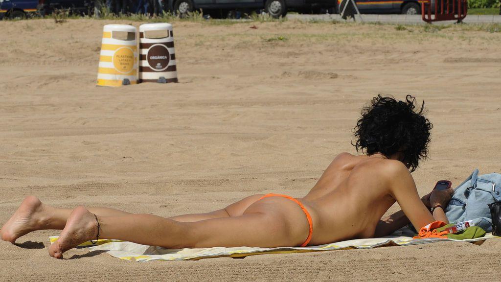 Agreden a una mujer en una playa de Francia por hacer topless