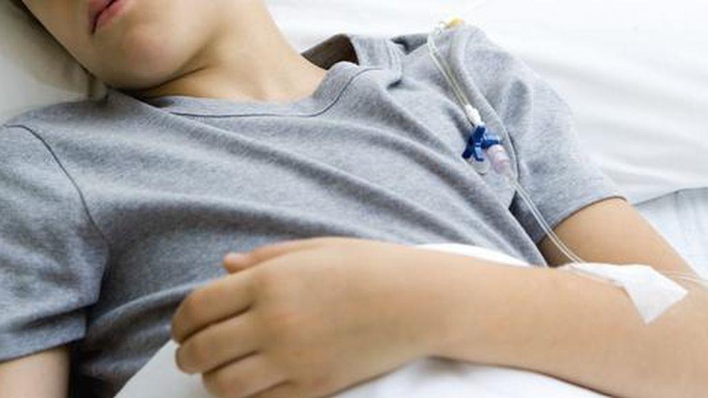 Un niño de 13 años lucha sólo contra el cáncer para no preocupar a sus padres