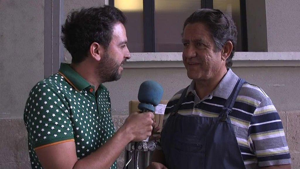 Pedro Casablanc encarna al padre adoptivo de 'Superlópez'