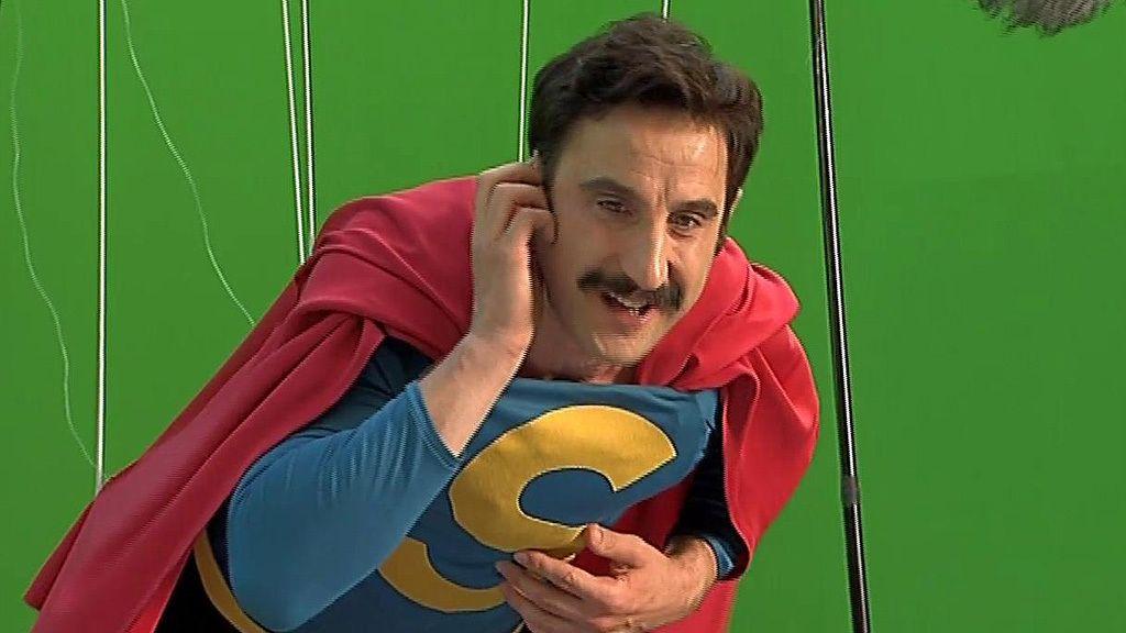 Dani Rovira, al rescate, en la piel de 'Superlópez'