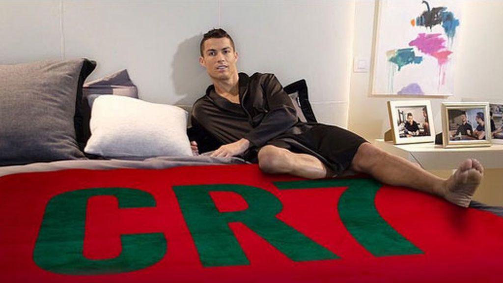 El truco infalible que el médico ha dado a Cristiano Ronaldo para poder dormir por la noche