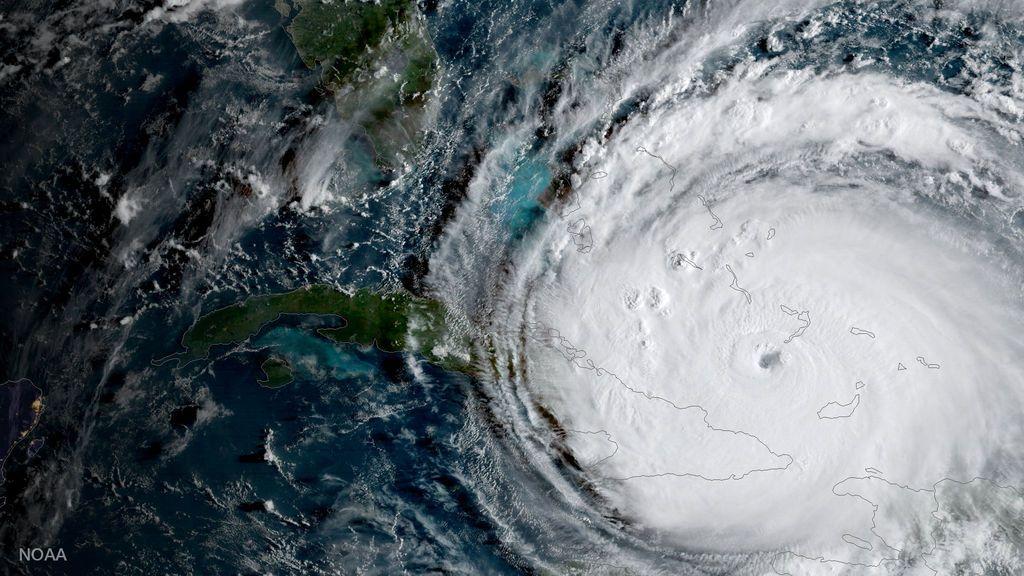 ¿Por qué se utilizan nombres de personas para denominar a los huracanes?