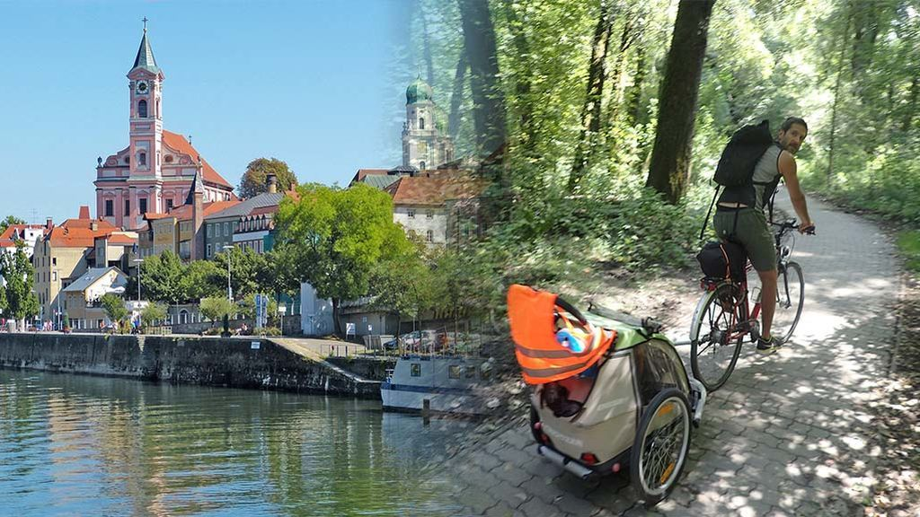 Seiscientos kilómetros en quince días: Passau, el final de nuestro viaje