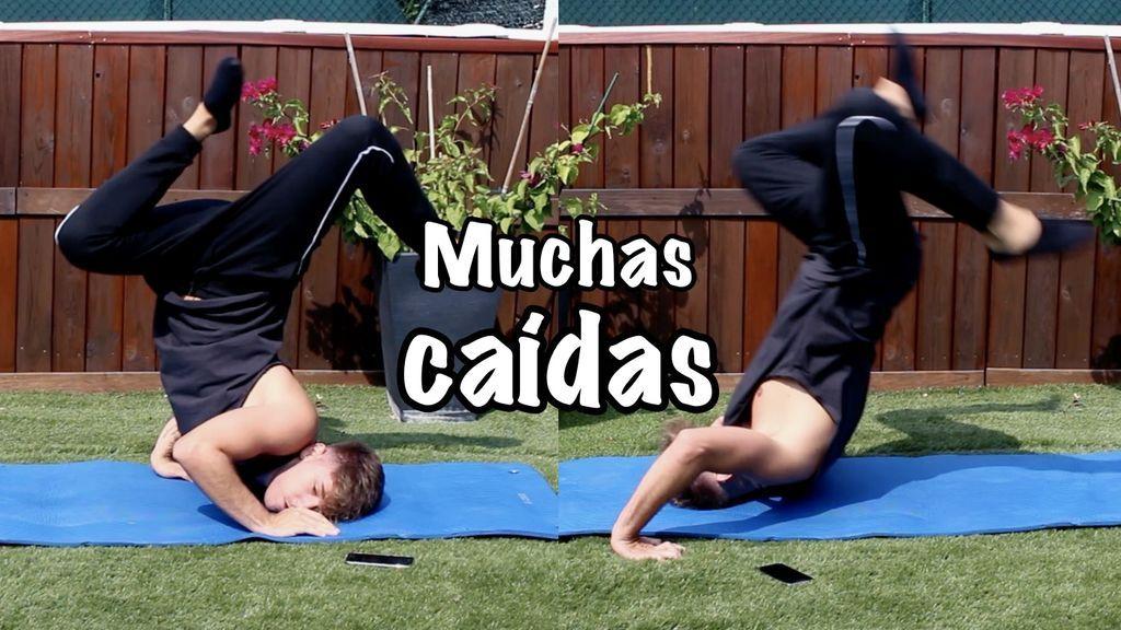 Estas posturas de Yoga no son difíciles...'¡son mortales!'