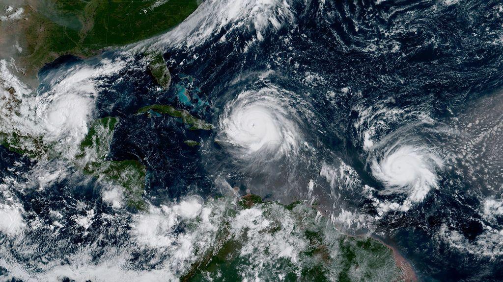 'Jose' se convierte en huracán de categoría 4