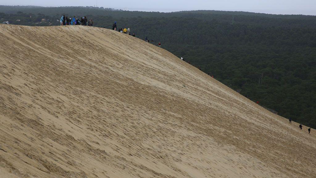 La Duna de Pilat, ¡la gigante playa que se come al bosque!