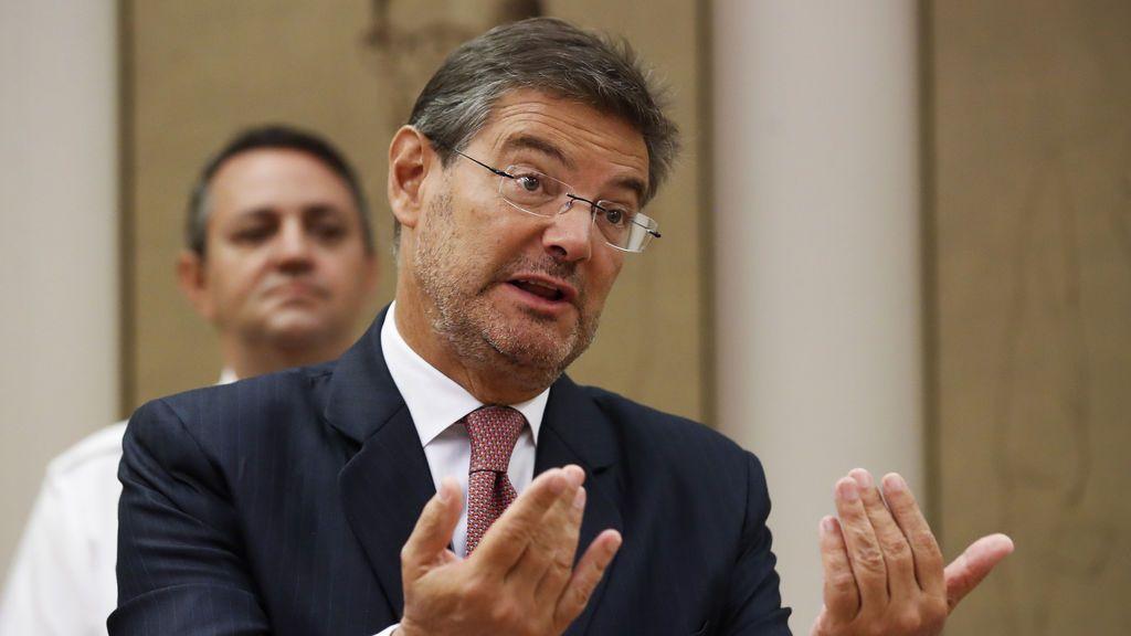 """Catalá advierte a los alcaldes catalanes de que colaborar con el referéndum """"es cometer delito"""""""