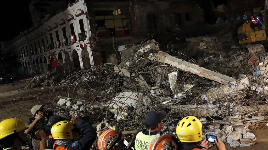 El terremoto en México equivale a la explosión de 32.000 bombas como la de Hiroshima