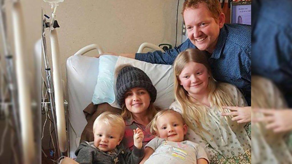 Renuncia a la vida para dar a luz a su sexta hija y muere tres días después