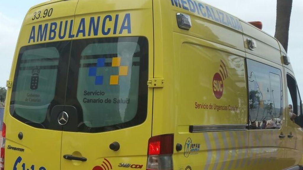 Detenido un hombre por agredir a un indigente en un parque de Las Palmas