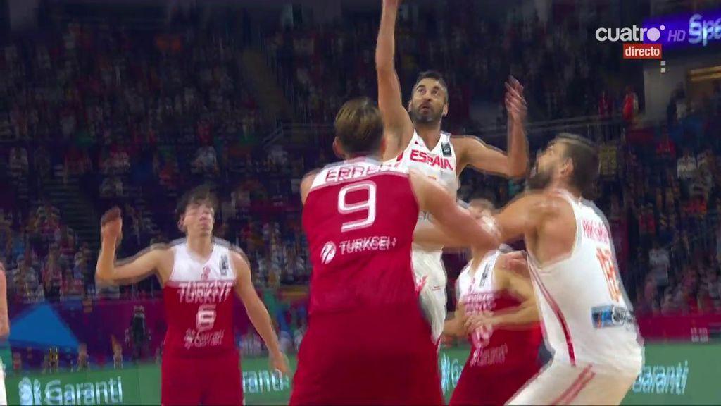 ¿Quema la bola ante Turquía en Estambul? ¡Bombita de Navarro para desatascar!