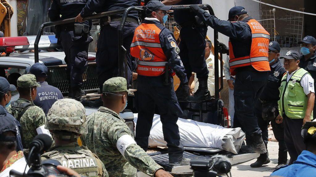 Asciende a 90 el número de víctimas mortales por el terremoto en México