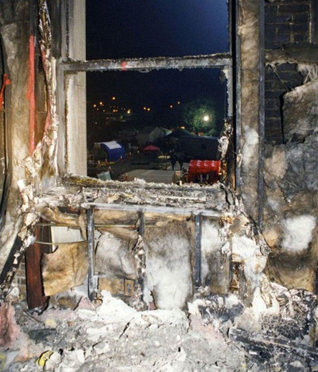 Atentado Torres Gemelas,  11 Septiembre de 2001