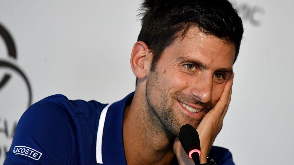Djokovic presenta a sus seguidores de Instagram a Tara, su primera hija