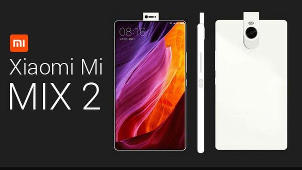 Xiaomi presenta Mi MIX 2 pensado para los contenidos en vídeo