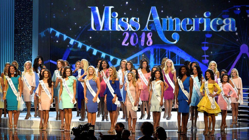 'Miss América 2018' en Nueva Jersey, EEUU