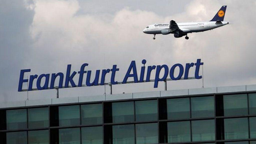 Incidente sin explicación en el aeropuerto de Fráncfort:  Varios intoxicados con gas lacrimógeno