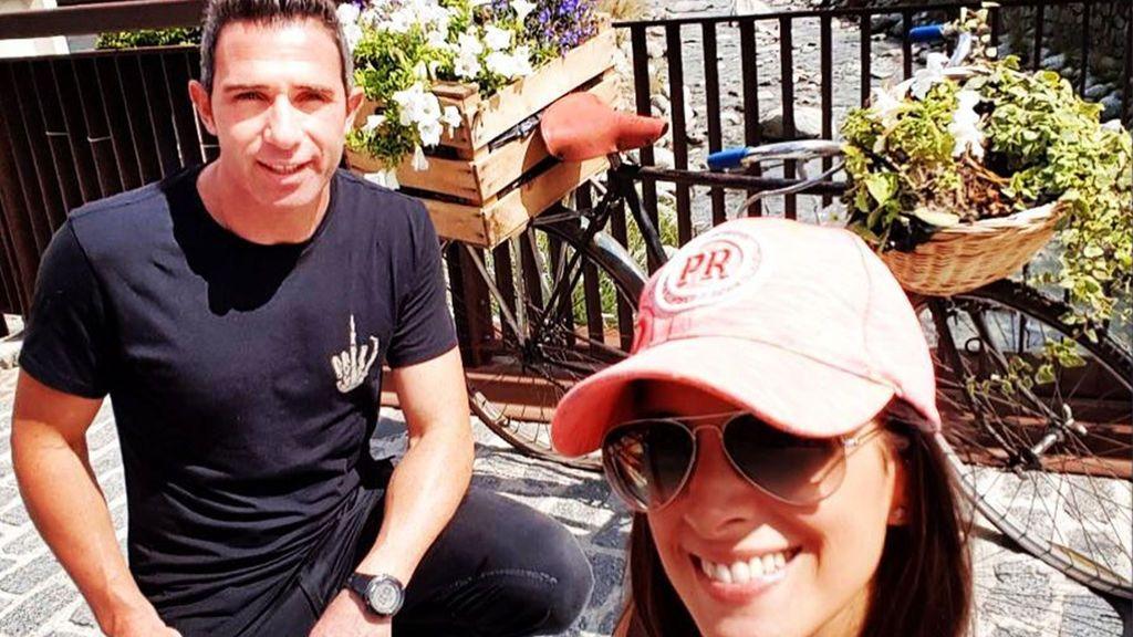 Deportista, empresario y con un hijo: Chechu, el nuevo novio de Nuria Fergo