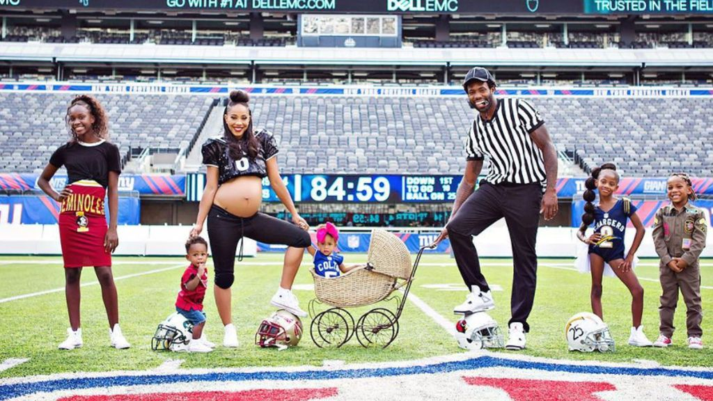 Un jugador de la NFL tendrá su tercer hijo, 14 en total, tras haberse sometido a una vasectomía