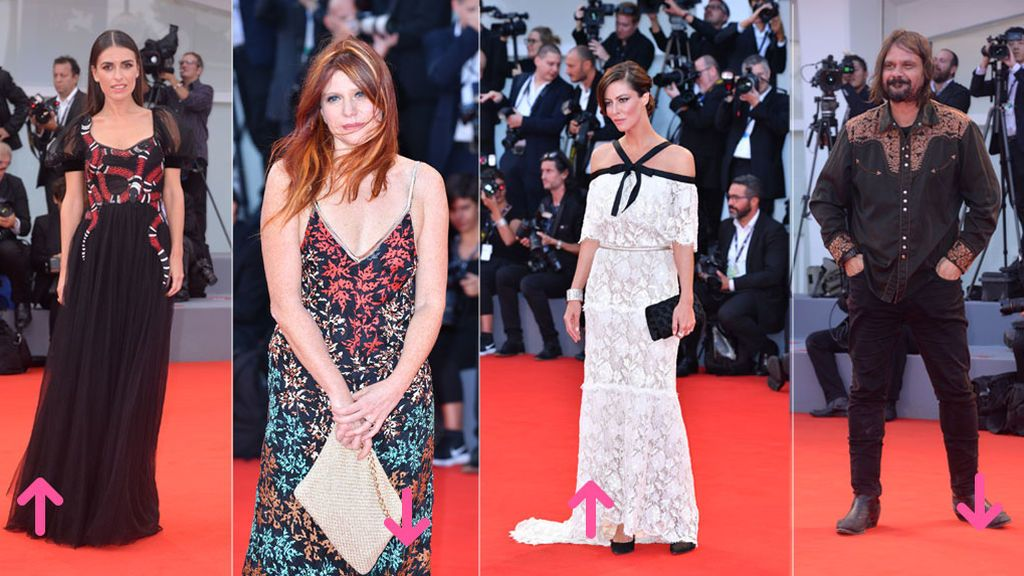 Aciertos y errores de la clausura del Festival Internacional de cine de Venecia 2017