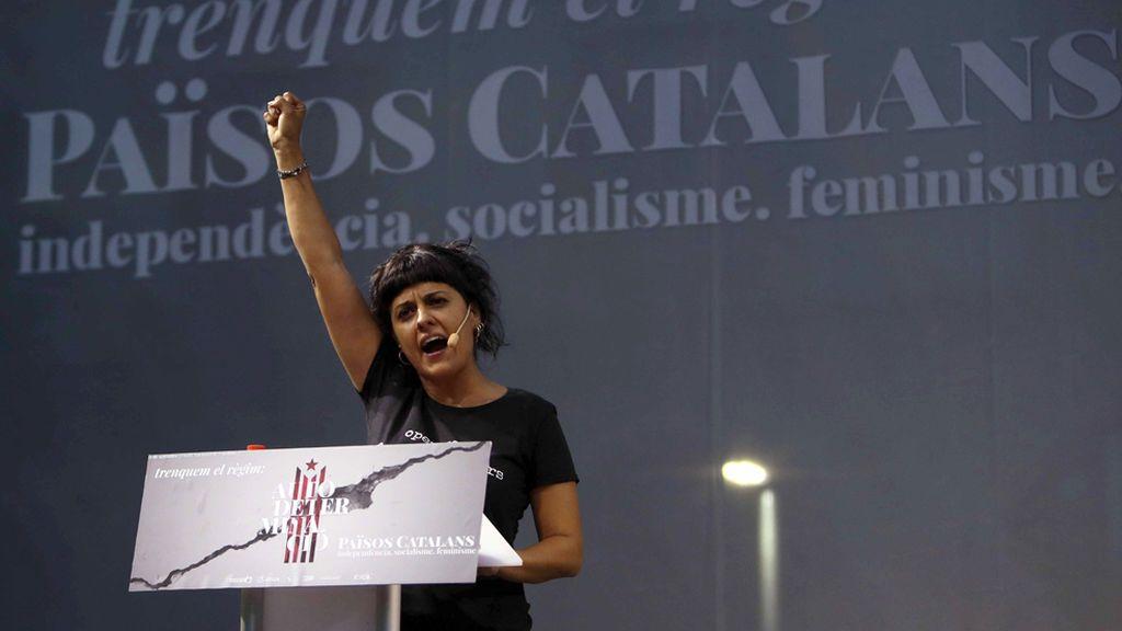 """La CUP pide """"desobediencia e insubordinación"""" para concretar la independencia"""