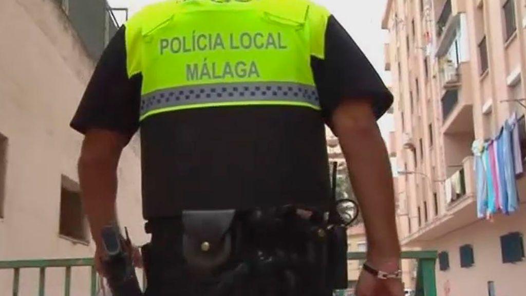 Un policía local de Málaga detiene a un ladrón durante sus vacaciones en Irlanda