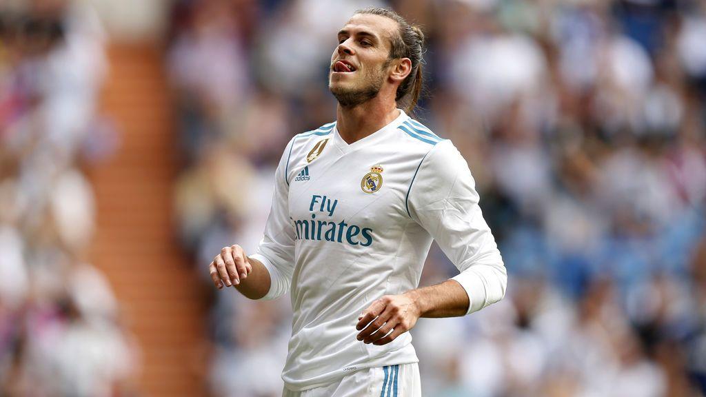 """Gareth Bale, sobre imitar la marcha de Neymar: """"Hay razones para eso"""""""