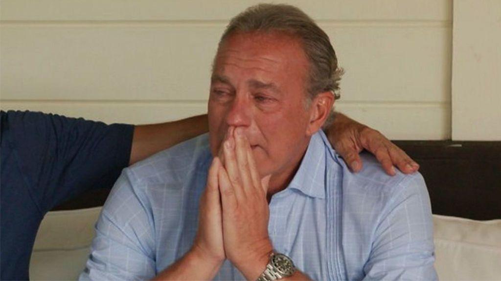 Bertín nos explica por qué rompió a llorar en 'Mi casa es la tuya'
