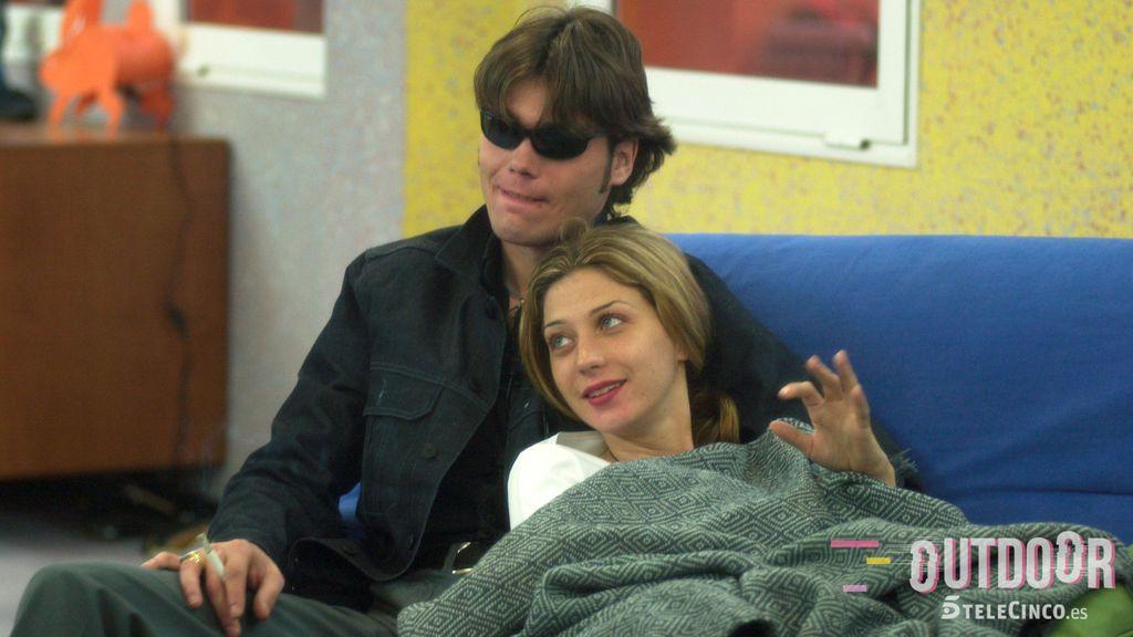 GH2-Carlos y Fayna