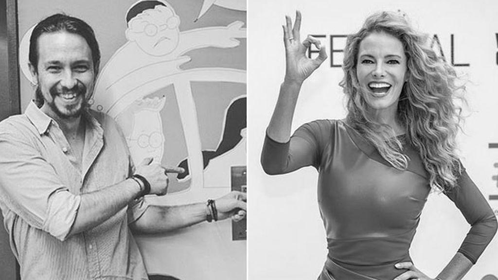 ¡Bombazo! ¿Están juntos Pablo Iglesias y Paula Vázquez?