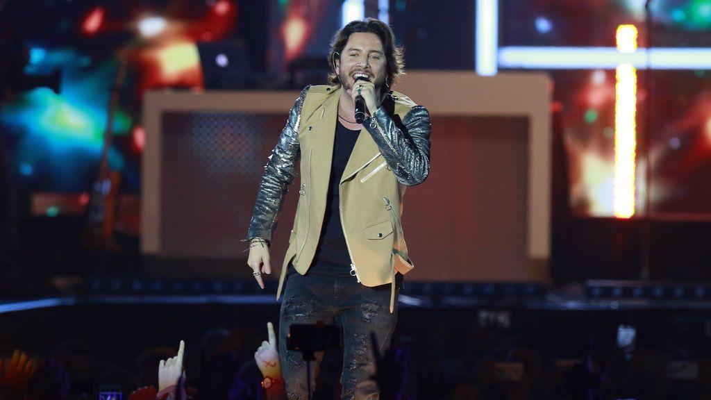 Manuel Carrasco consigue lo imposible recuperando su concierto de fin de gira en Madrid