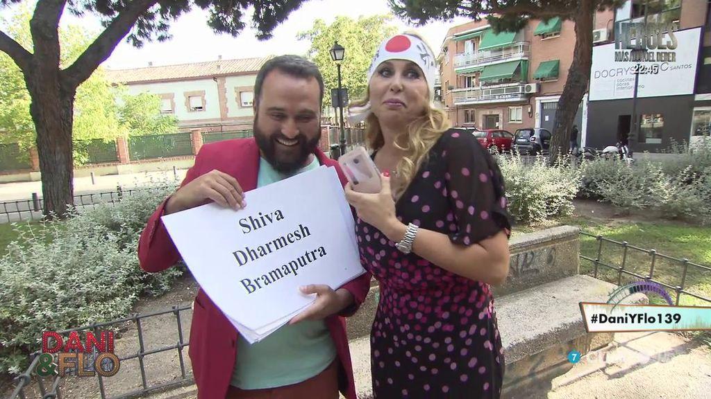 ¡Banzai VIP! Malena Gracia llama a su padre para decirle que se ha hecho Hare Krishna