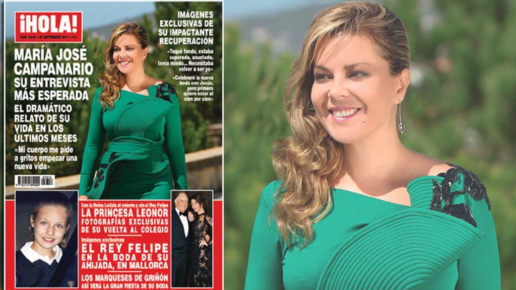 """Mila Ximénez , tras la portada de 'Hola': """"Jesulín ha exhibido a su mujer como a una muñeca de Famosa"""""""